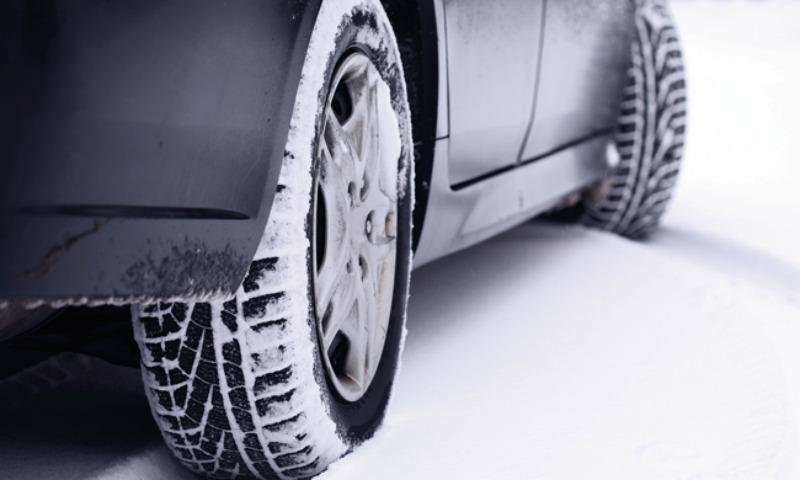 4 Tire Safety Tips for Winter