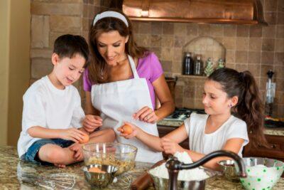Make the Kitchen a Classroom