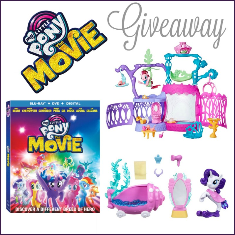 My Little Pony The Movie To Hit Shelves January 9th + BiG Giveaway!