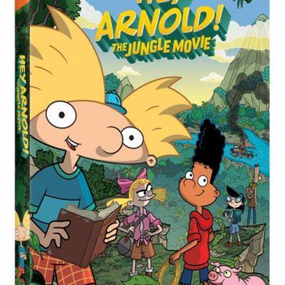 Hey Arnold! The Jungle Movie Bursts Onto Shelves February 13, 2018!