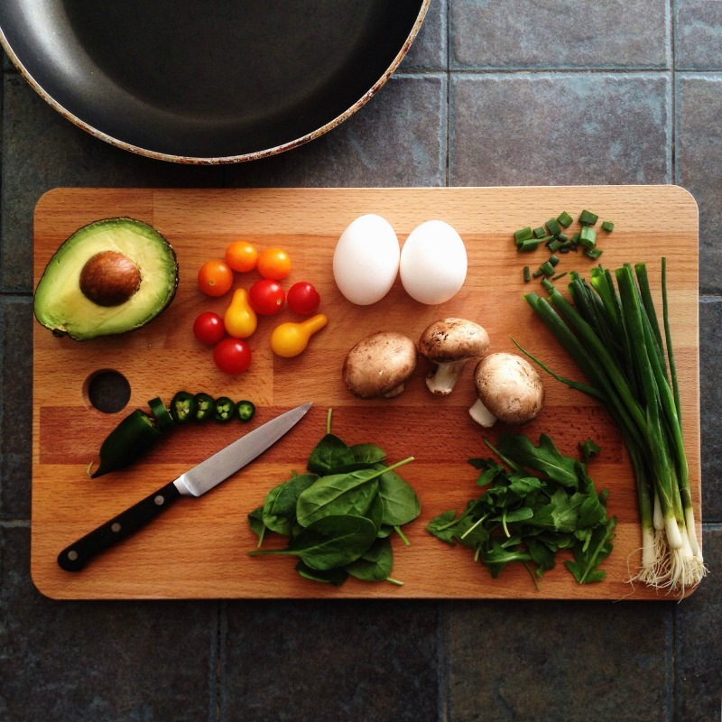 Incorporate healthy meals that everyone can enjoy