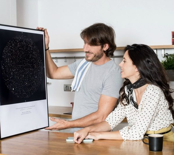 Have You Ever Heard About Constellation Maps?