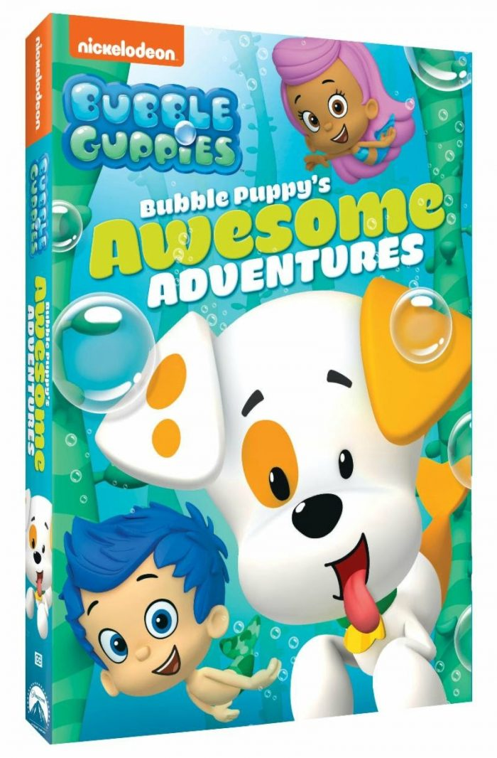 On the Go with Bubble Guppies: Bubble Puppy's Awesome Adventures