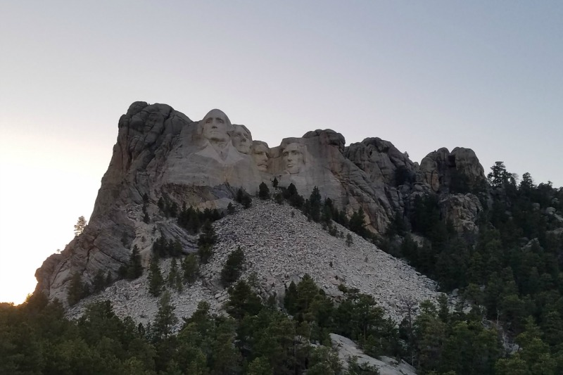 Planning to visit Mt. Rushmore?