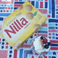 NILLA Wafers Lemon Berry Parfait + $200 Walmart Gift Card Giveaway