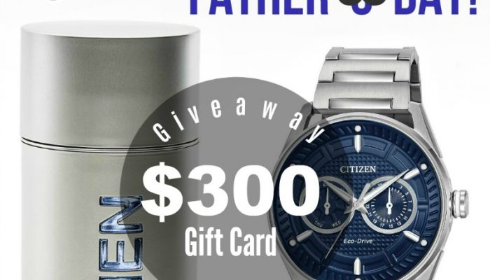 Show Dad How Much Care This Father's Day + $300 MyGiftStop Giveaway