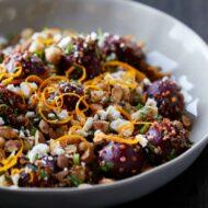 Savoring Salad Season with Two Salad Recipe Favorites