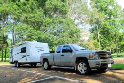 Real Summer Camping Towing Adventures