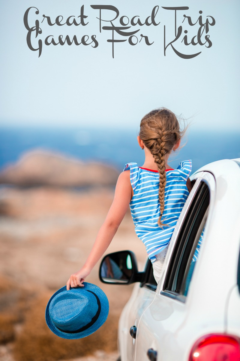 8 Great Road Trip Games For Kids