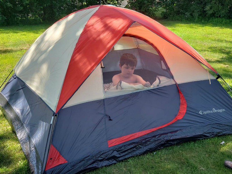 How to Create a Backyard Camping Experience for Kids