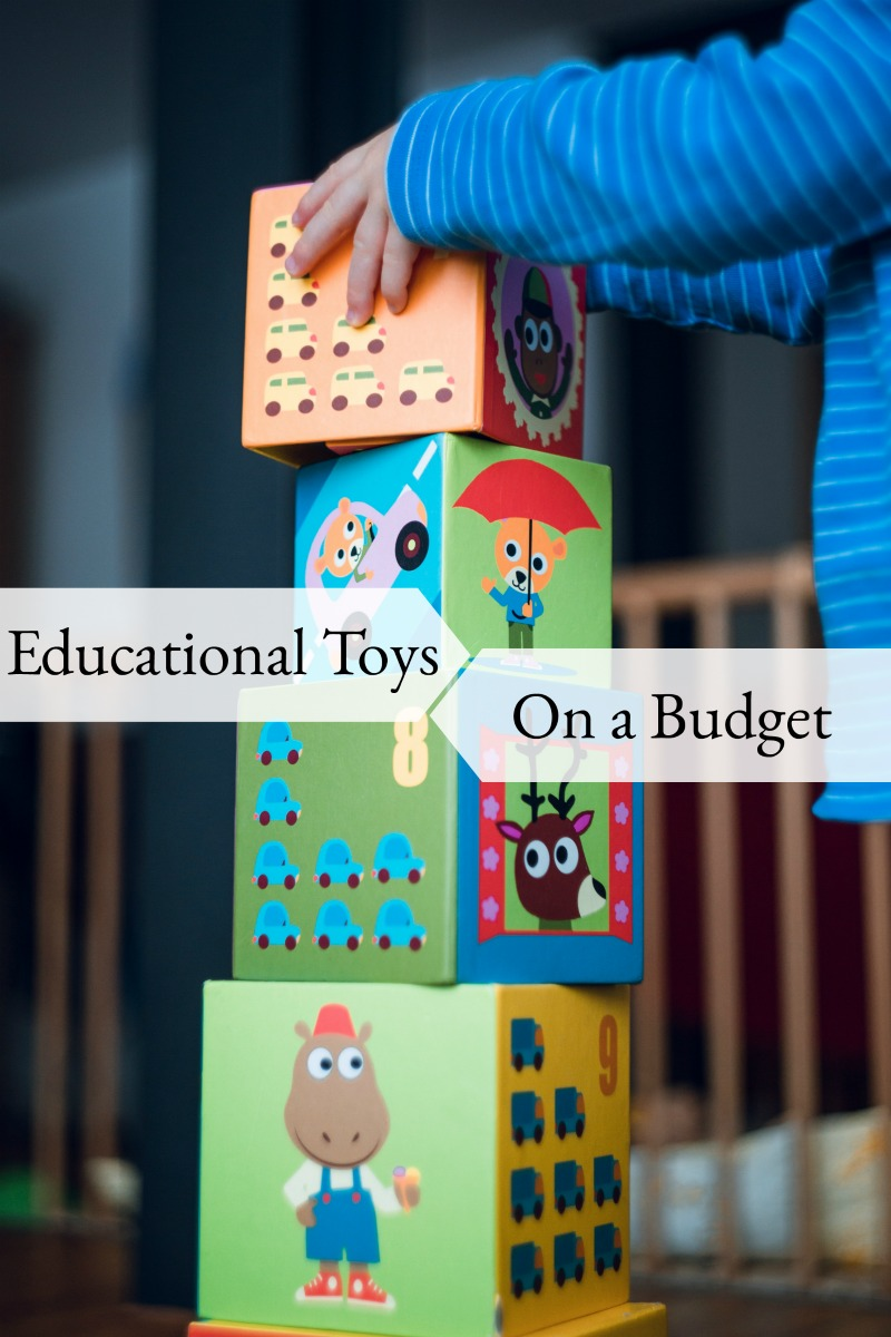 How to Buy Educational Toys on a Budget