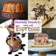 22 Heavenly Espresso Desserts That Will Make Your Drool
