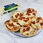 Homemade Pizza Bagel Bites ~The Perfect After School Snack