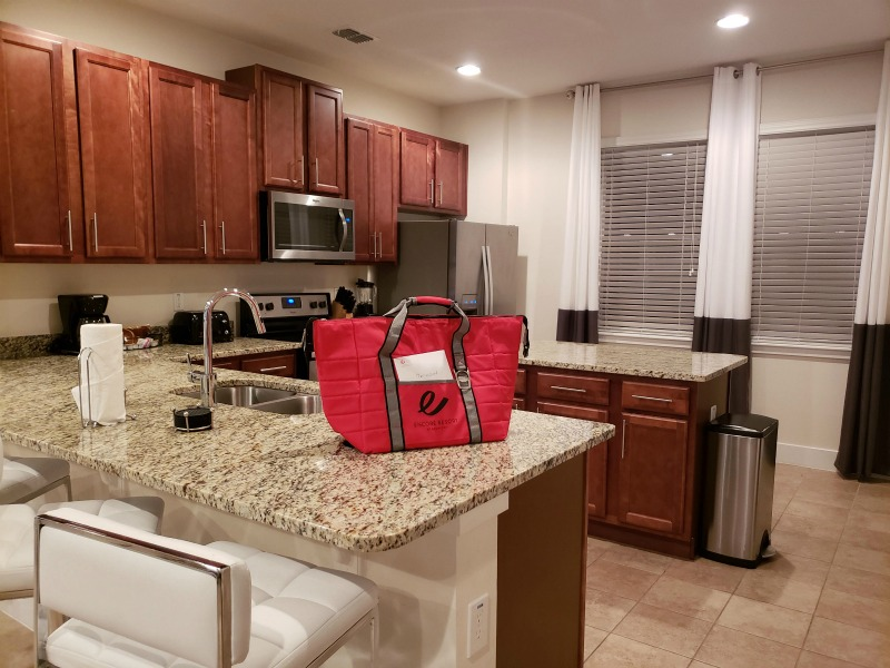 8 Reasons Why Families Choose Encore Resort - Private Kitchen