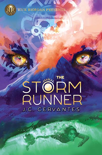 The Storm Runner Inspires Tween Reading + #TheStormRunner @ReadRiordan Giveaway thanks to my partner @DisneyHyperion #ad