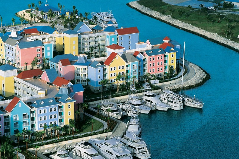 Atlantis Harborside Resort, Bahamas