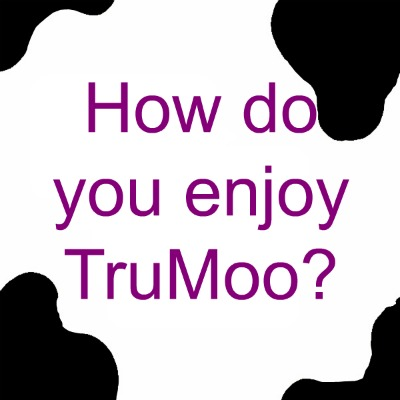 Enjoy TruMoo