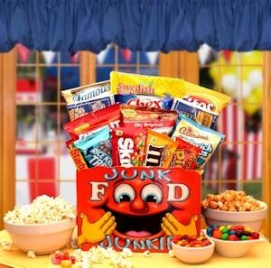 Junk Food Gift Box