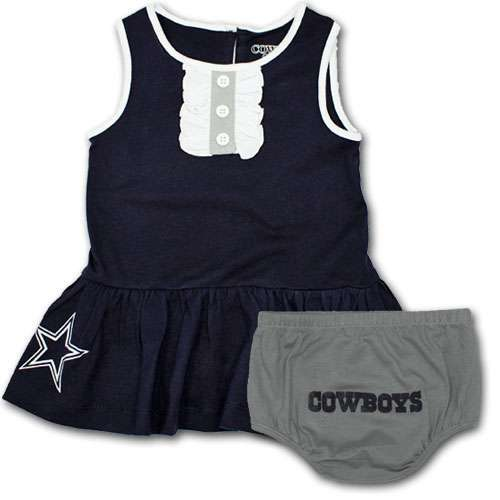CowboysBabySundress