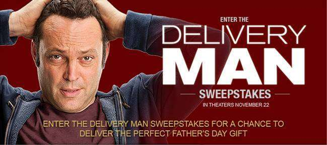 Delivery Man Sweepstakes