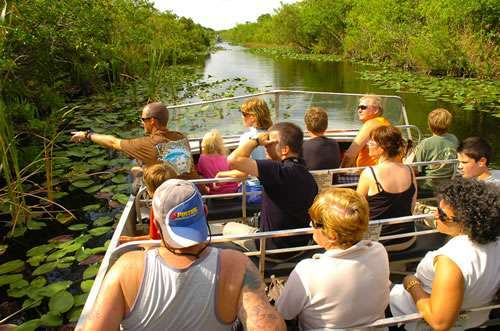 photo credit: Everglades Safari Park