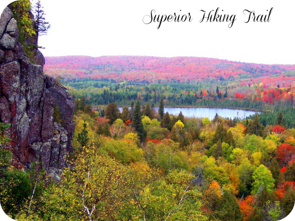 Superior Hiking Trail Photo