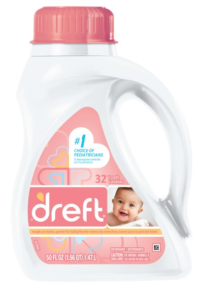 Dreft 50oz