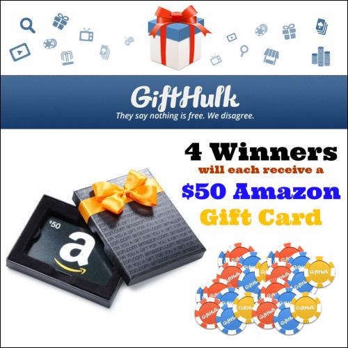 GiftHulk Giveaway