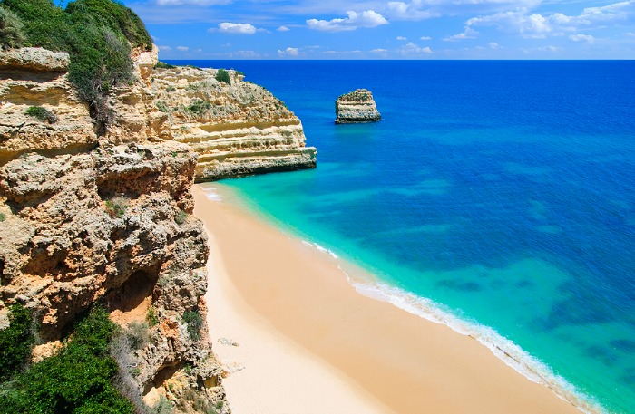Albufeira Beaches
