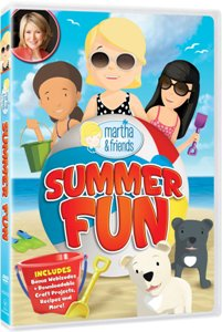 Martha & Friends Summer Fun