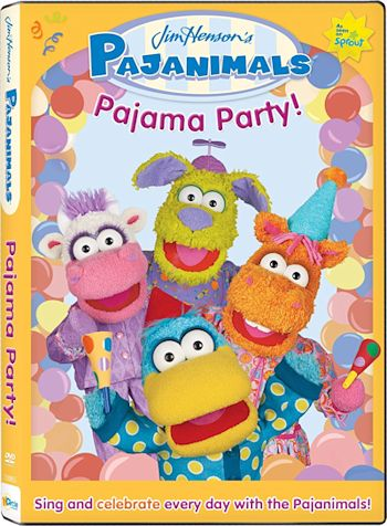 Pajanimals Pajama Party!