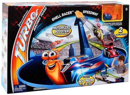 Turbo Shell Racer Ultimate Speedway Track Set