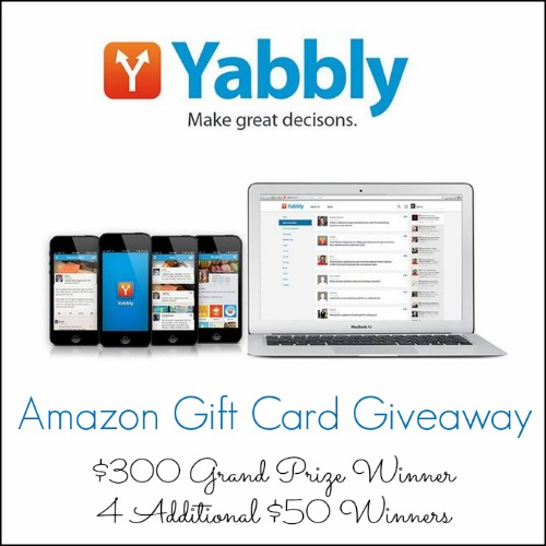 Yabbly Giveaway
