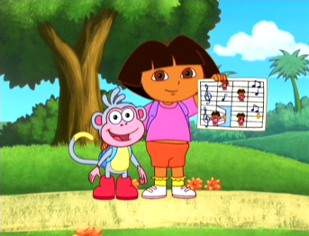 Dora music