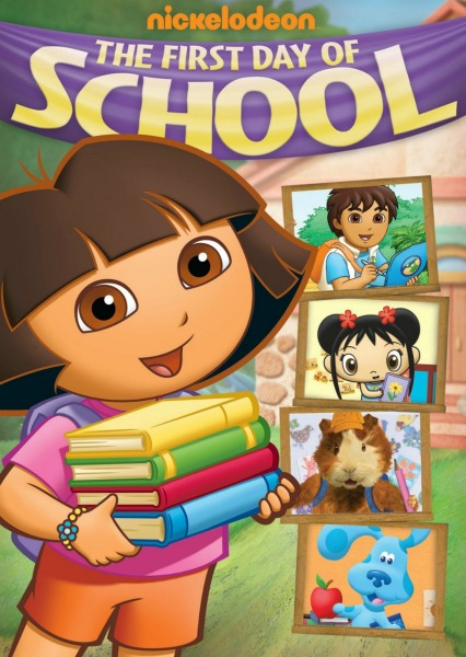 Nickelodeon Favorites First Day of School