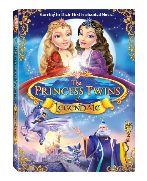 PRINCESS TWINS_3DSKEW_Ocard