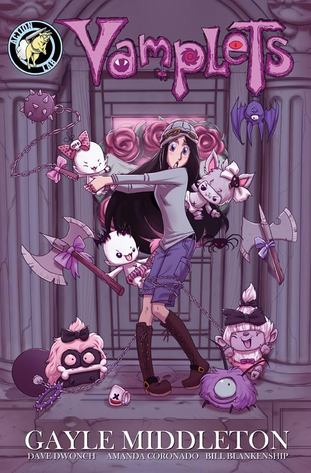 Vamplets: The Nightmare Nursery