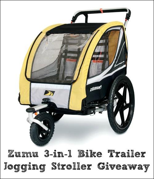 Zumu Stroller Giveaway