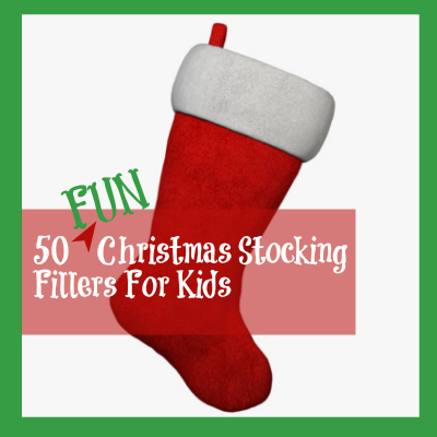 50 fun christmas stocking fillers for kids