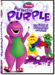 Barney Perfectly Purple