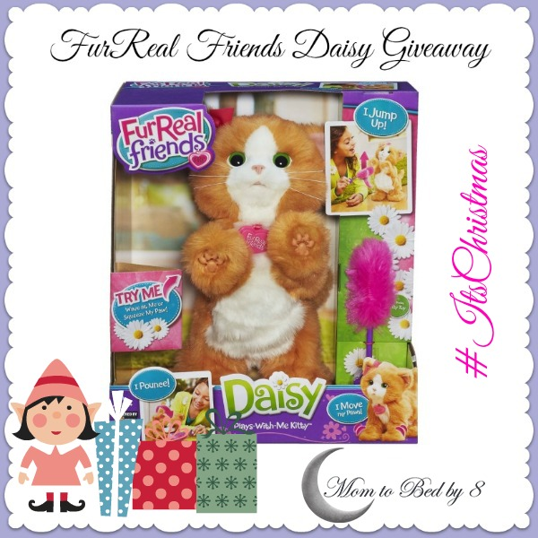 Furreal Friends Daisy Giveaway