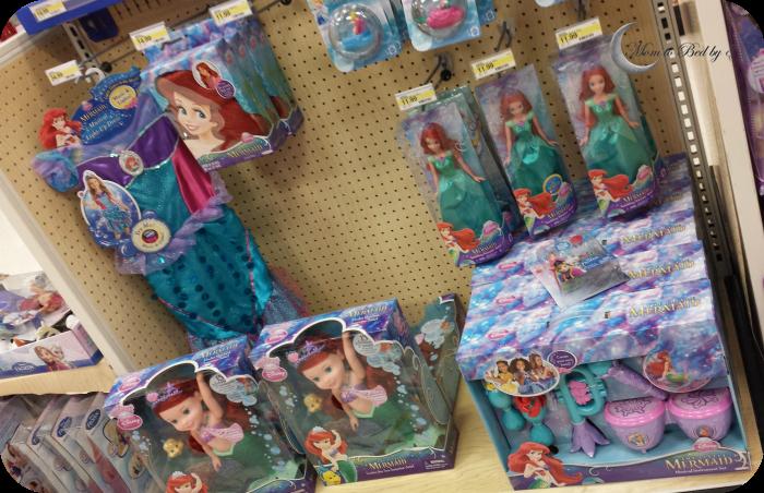 Little Mermaid Target