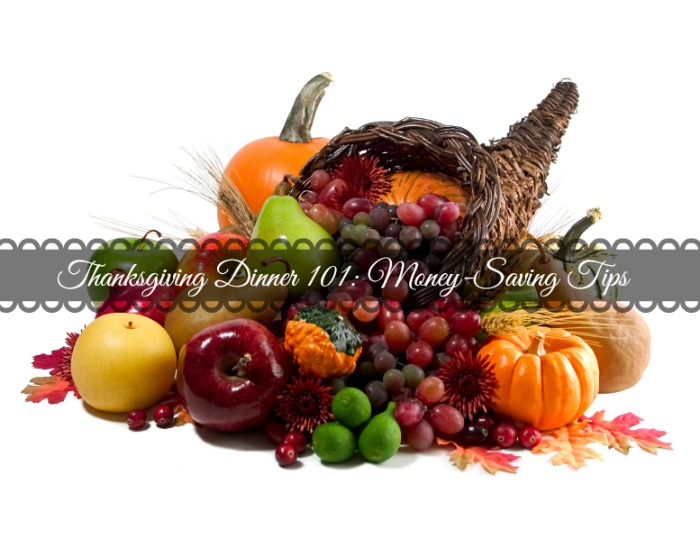 Money Saving Tips for Thanksgiving Dinner