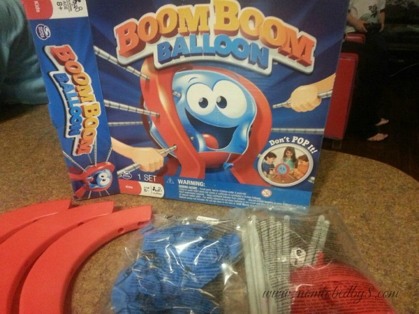 Boom Boom Balloon Review 1