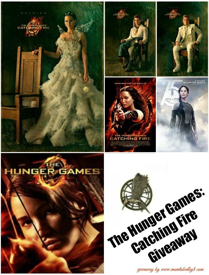 Hunger Games Prize Pack