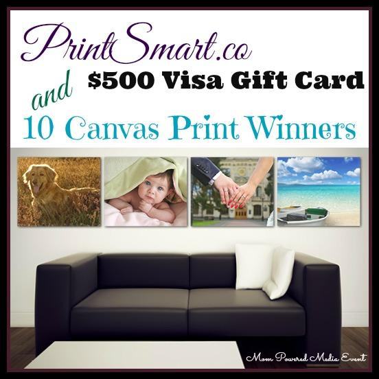PrintSmart.co Giveaway