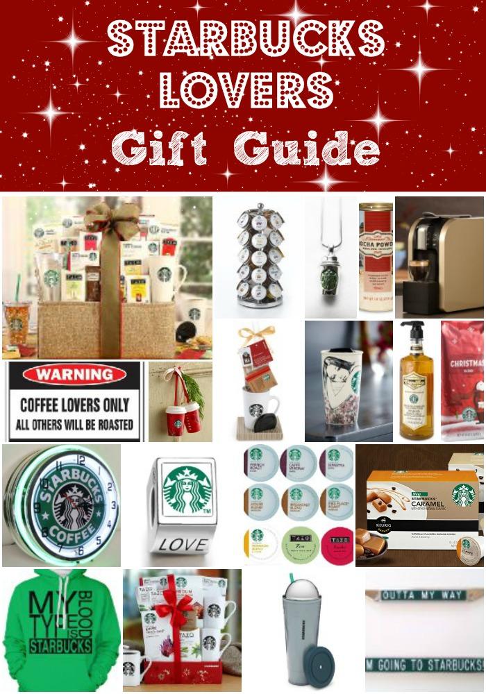 Starbucks Gift Guide 20 Items