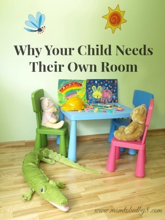 Why Your Child Needs Their Own Room