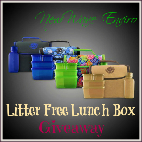 Litter Free Lunch Giveaway
