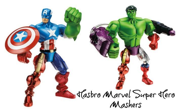 Mashers Mixup